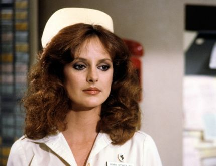 Nurse Bobbie Spencer played by the great Jackie Zeman.