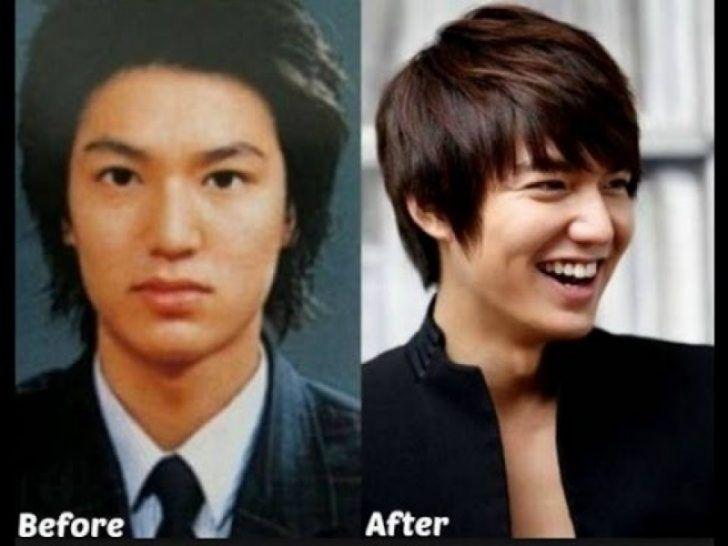 Korean celebrity no plastic surgery