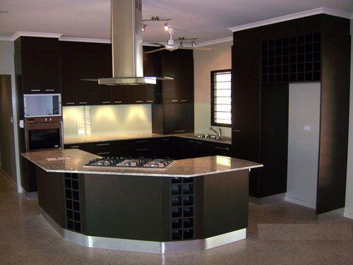 Kitchen Ideas Dark Wood Cabinets kitchen cabinets ideas » kitchen ideas dark wood cabinets
