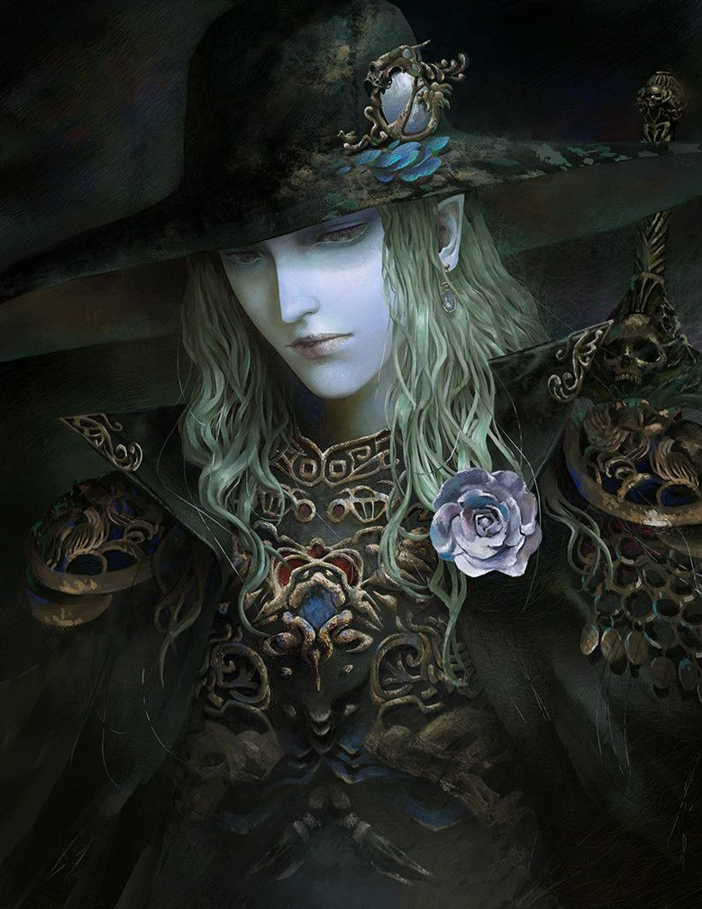 Megarusathings Celvin Chen Vampire Art Vampire Hunter D