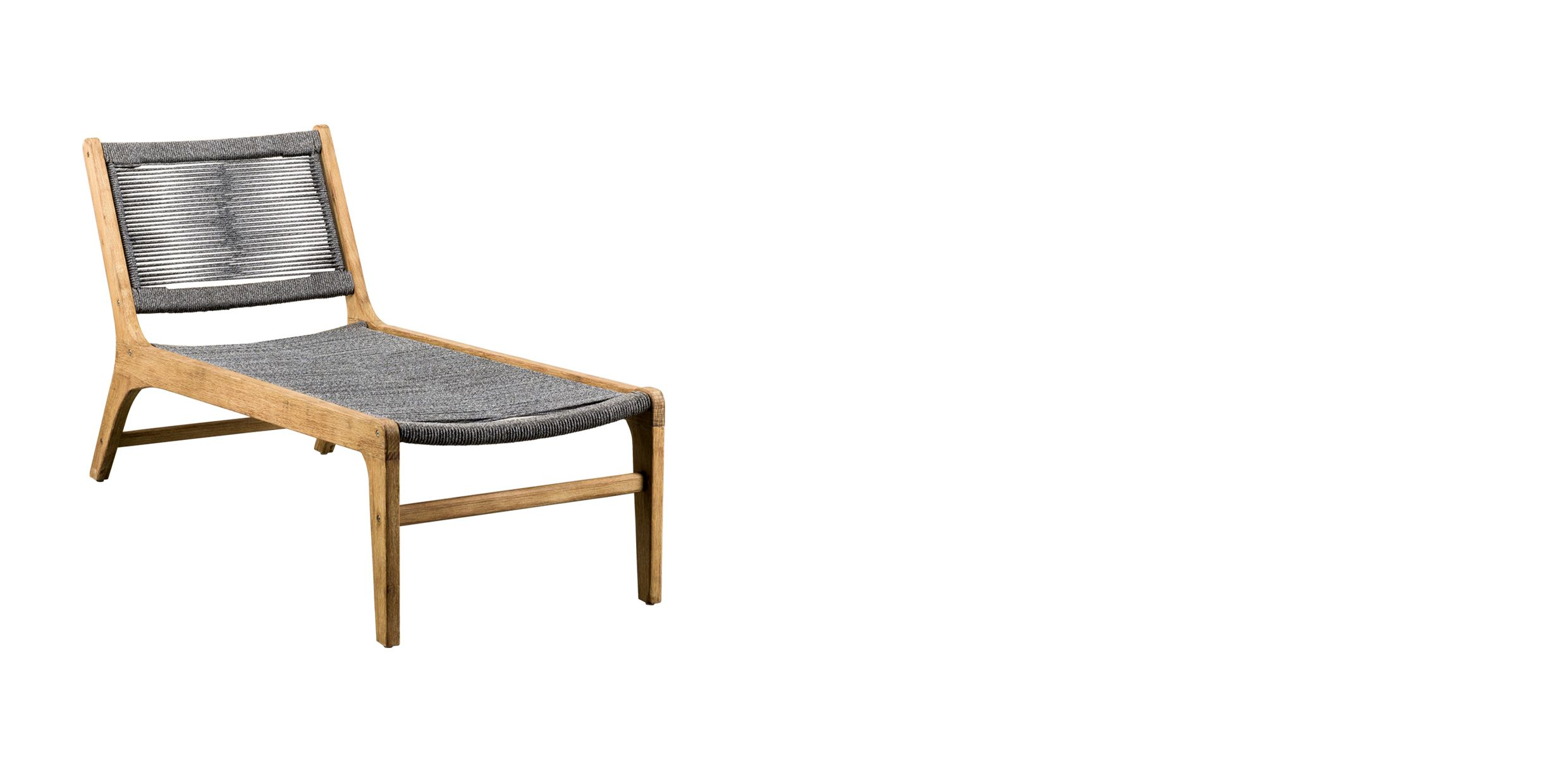 Suns Itea Lounger Suns Grey Collection