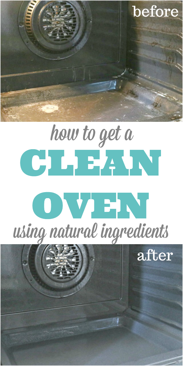 how to clean an oven naturally | clean oven, kitchen pantries and