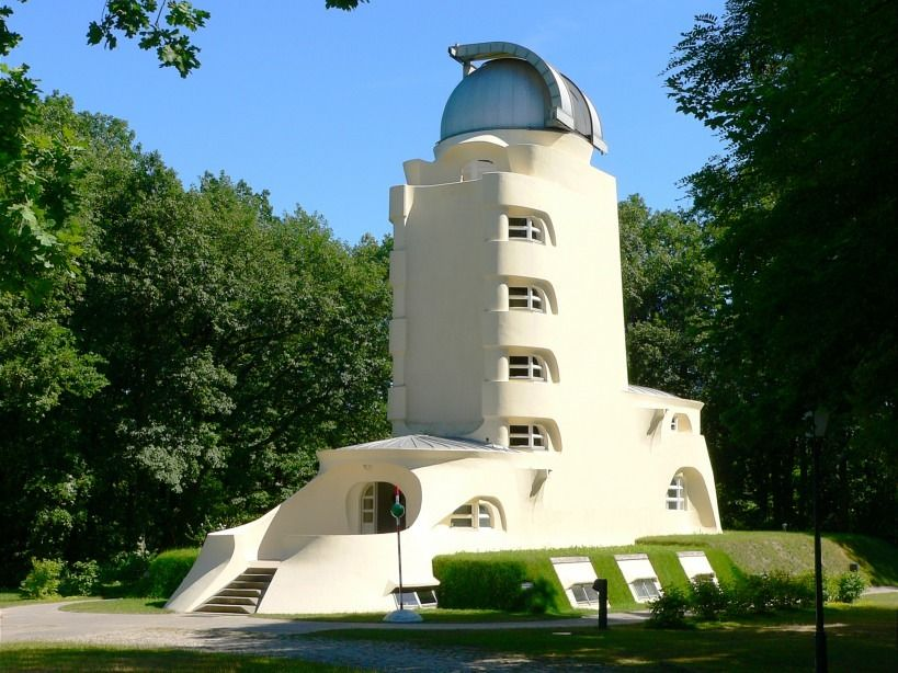 from wikiwand the einstein tower by erich mendelsohn 1920 24
