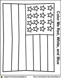 Check out our patriotic symbols worksheets for Independence Day ...