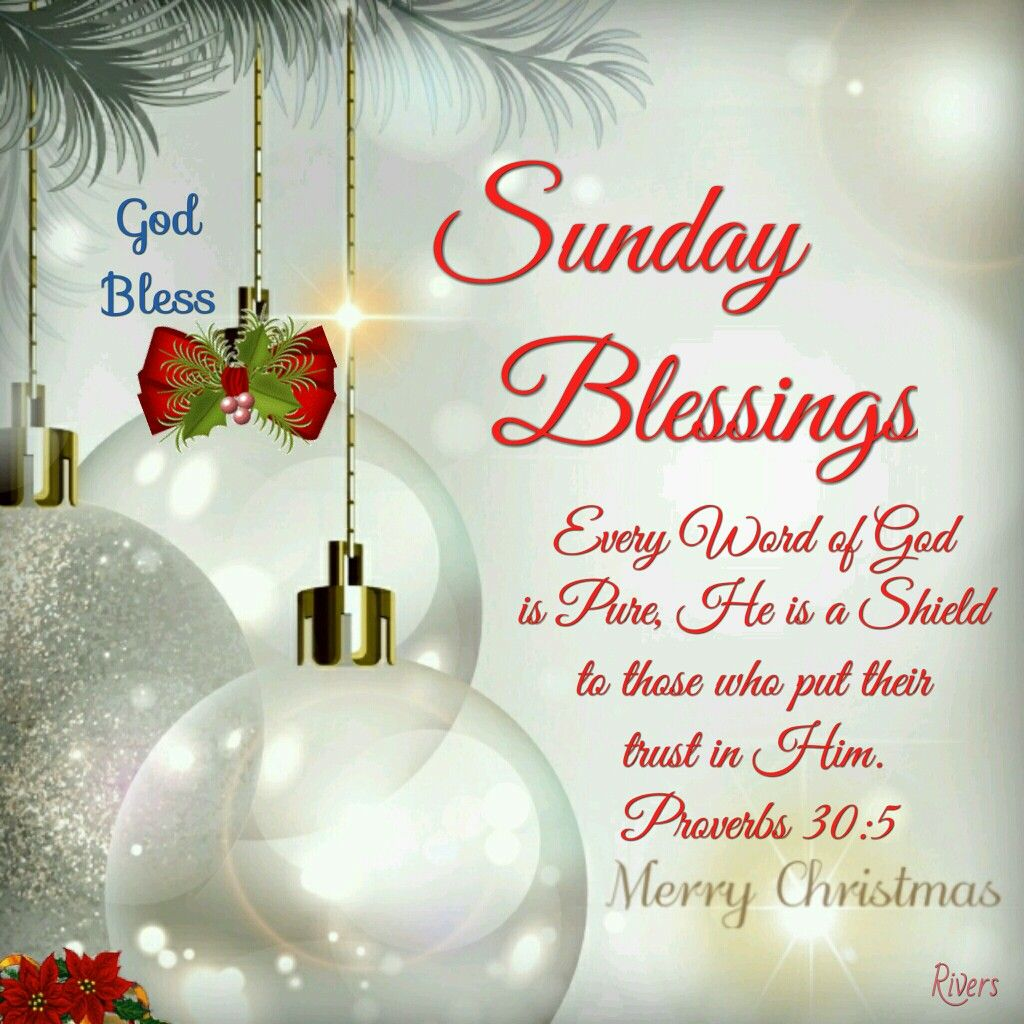sunday christmas quotes