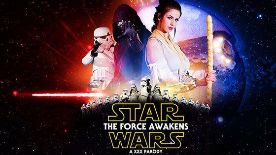 Stella Cox Star Wars