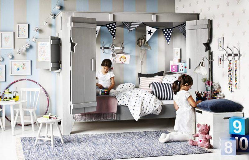 Kinderzimmer für Zwei einrichten 20 clevere und