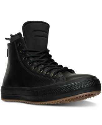 CONVERSE Converse Men's Chuck Taylor All Star II Hi Top Boot Casual Sneakers  from Finish Line