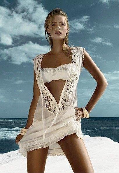 cheap for discount 7f144 5a8eb Anna Katrine Sibbersen | Twin Set Beachwear S/S 2013 | CALLA ...