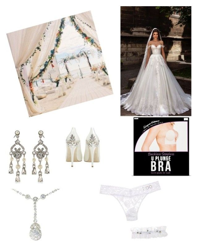 Wedding By Gabeme On Polyvore Featuring Fashion Forms Harriet Wilde Hanky Panky