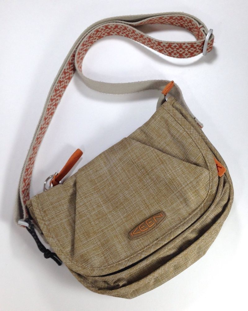 e5cd80c9f24 Keen Hybrid Transport Crosshatch Khaki Crossbody Purse Shoulder Bag  Recycled #Keen #Recycled Luggage Backpack