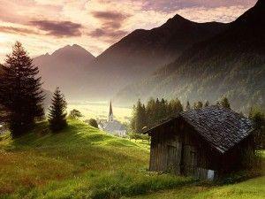 Gambar Pemandangan Pegunungan Terindah Di Dunia Pemandangan Pegunungan Yang Indah Picturesque Cool Landscapes Landscape Wallpaper