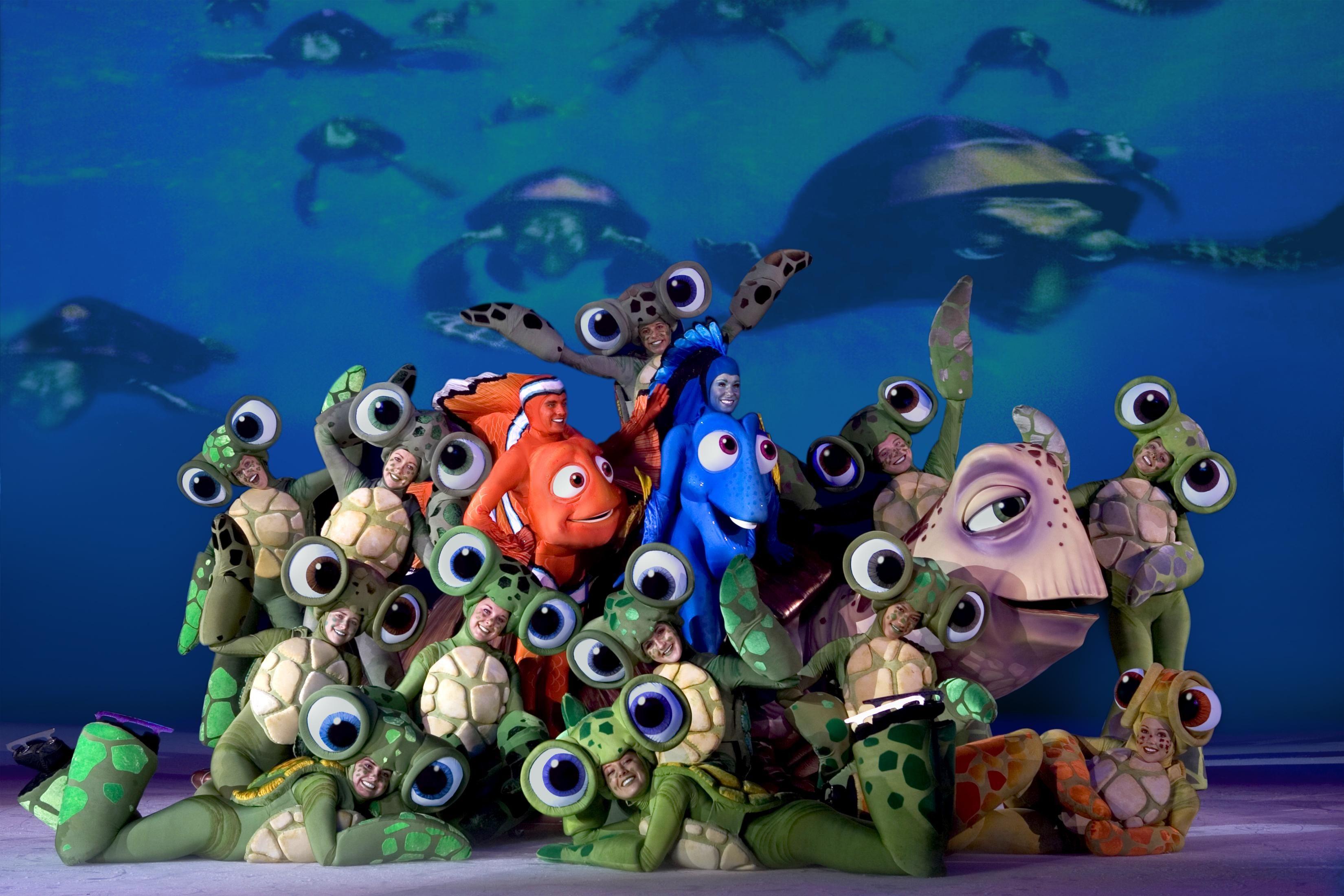 Finding Nemo D Animasi Hd Wallpaper: Finding Nemo HD Wallpapers 12