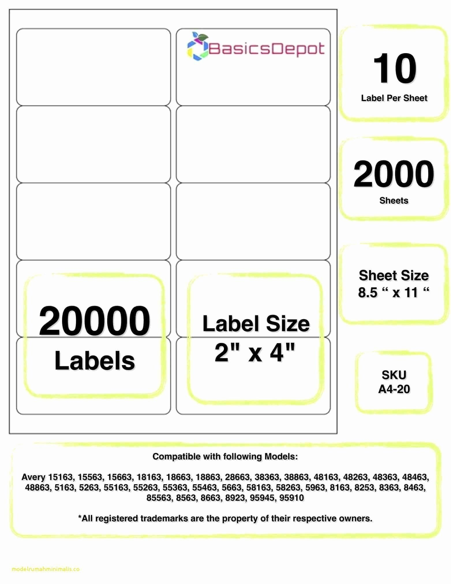 Avery Labels 18160 Template New Download Avery Label Template Label Templates Avery Label Templates Printable Label Templates