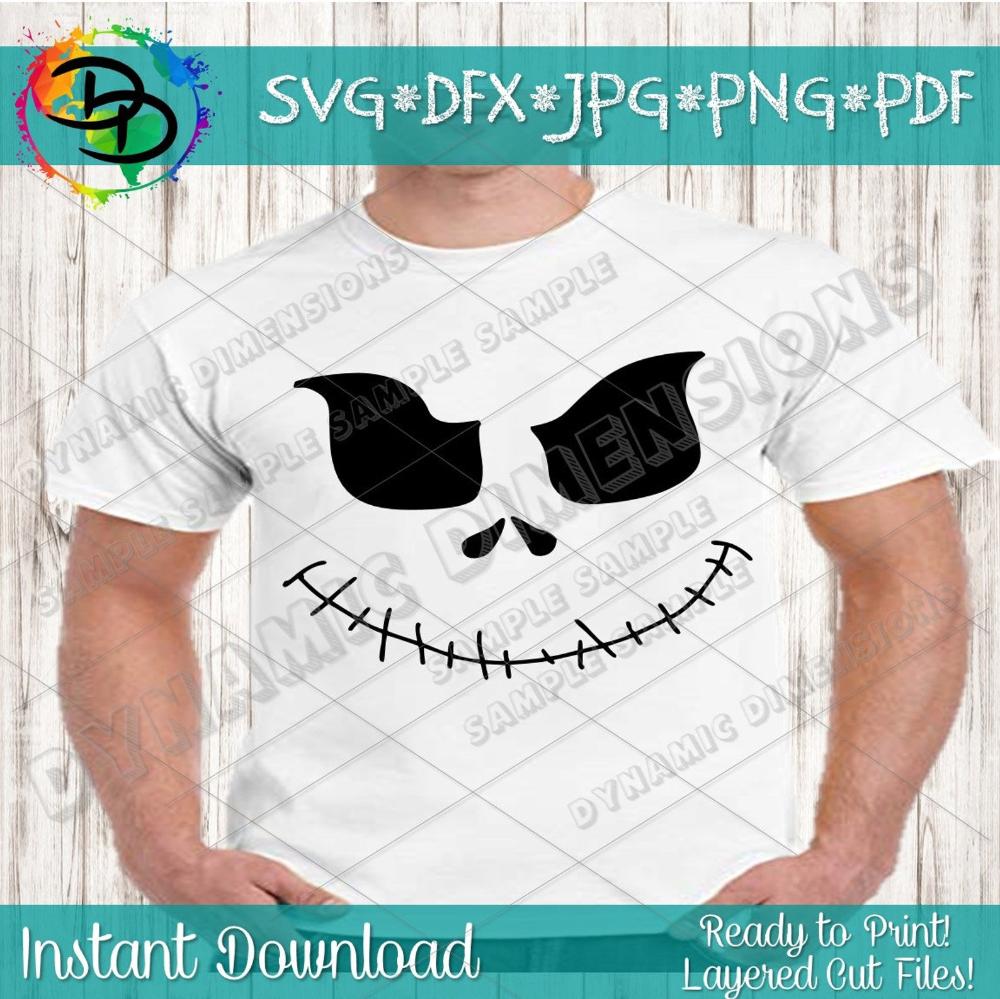 Ghost svg Pumpkin Face SVG Jack O Lantern Faces Halloween