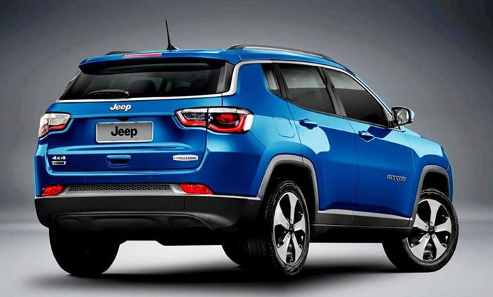 2018 Jeep Compass Changes Specs Jeep Compass Jeep Jeep Cars