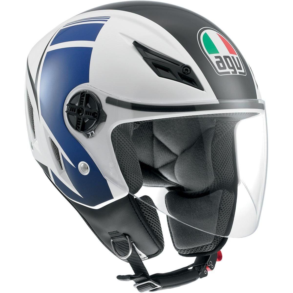 Agv blade fx helmet distinct name fx whiteblue gender