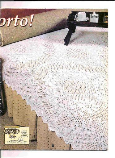 Napperons agulha na mão crochet Ano VIII 8 N°40 - claudia - Álbumes web de Picasa