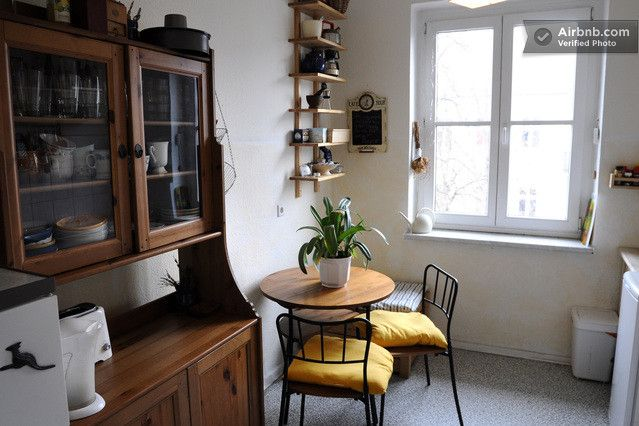 Central and sunny F'hain apartment in Berlin from $32 per night
