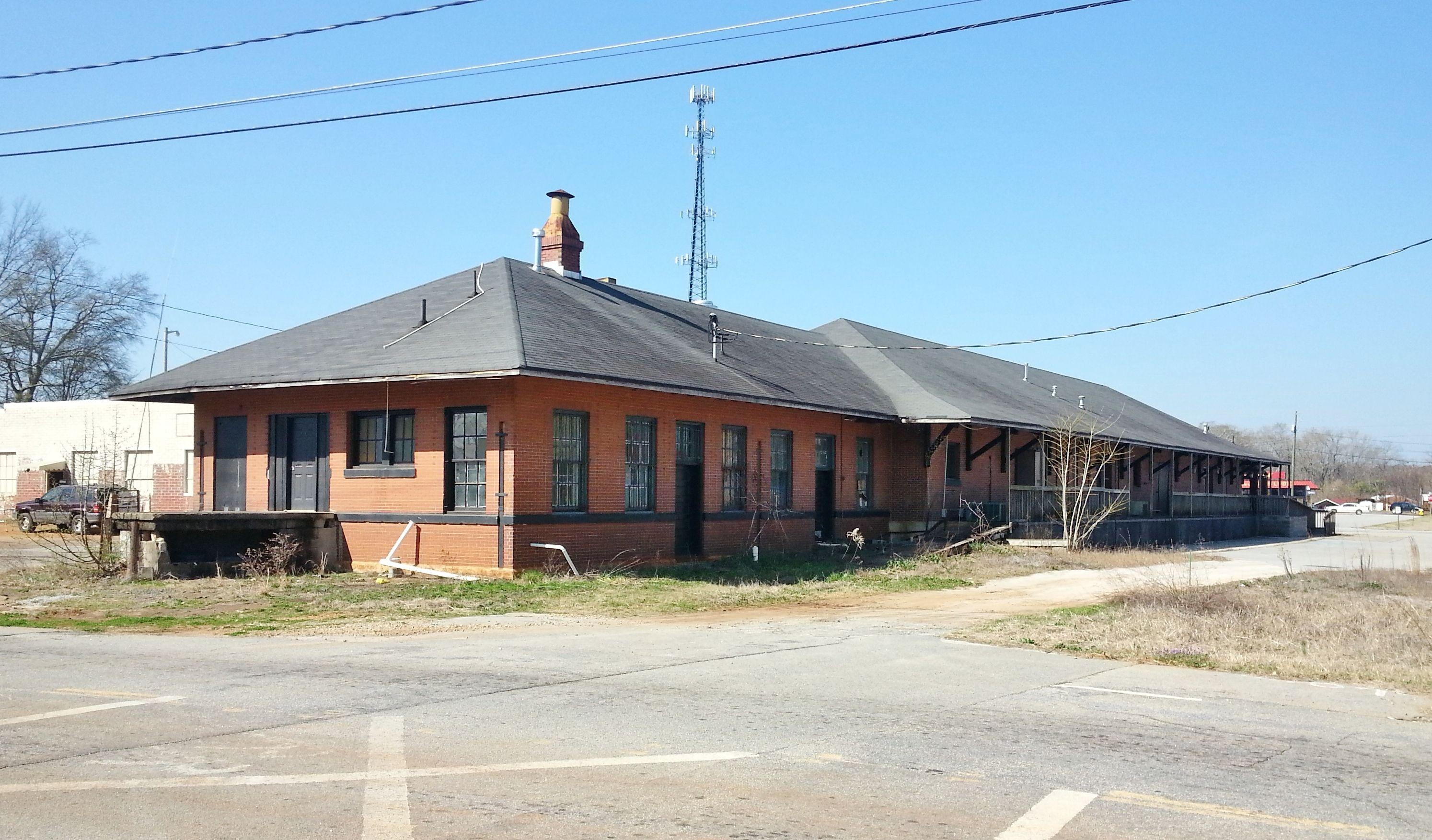 Thomaston Ga Depot Thomaston House Styles My Home