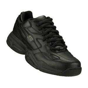 Skechers Work Men S Black Felix Keystone Nurse And Medical Shoes