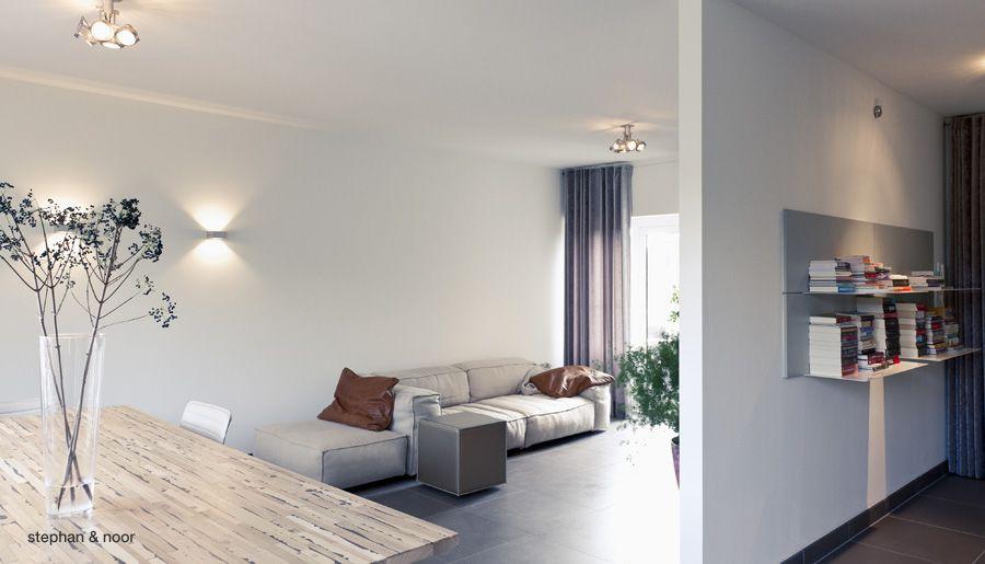 Tafel replex hier toegepast door collega interieurontwerper