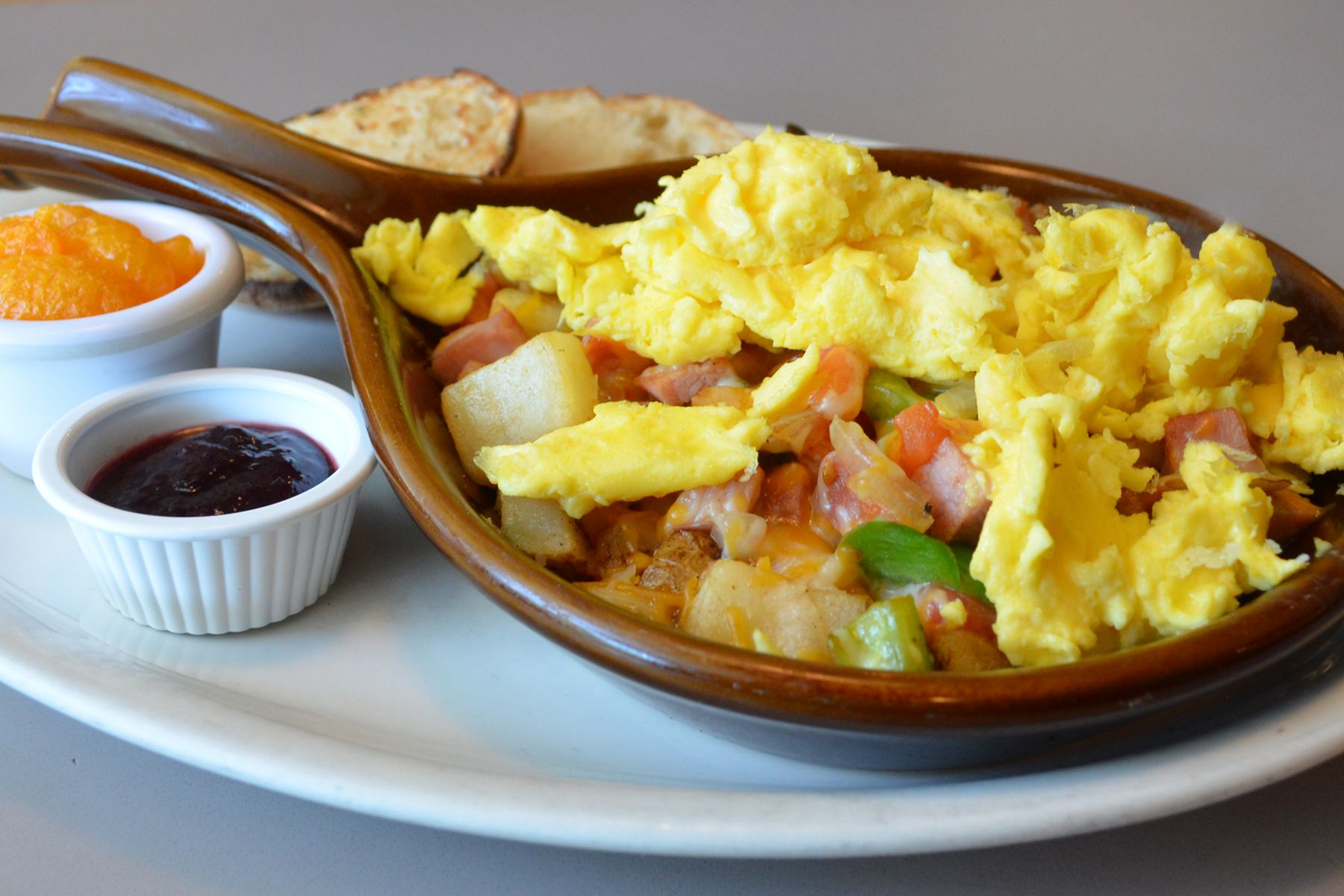 Menu at Egg Harbor Cafe offers Delicious Breakfast and
