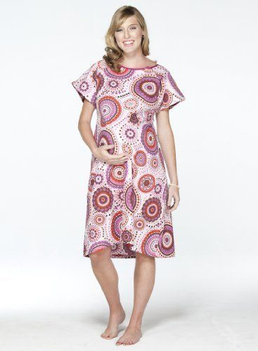 Gownies - Maternity Hospital Gown (Large/X-Large pre pregnancy 10-18, Sophie Gownie) Baby Be Mine, http://www.amazon.com/dp/B001KBSY42/ref=cm_sw_r_pi_dp_T6RQqb097F890