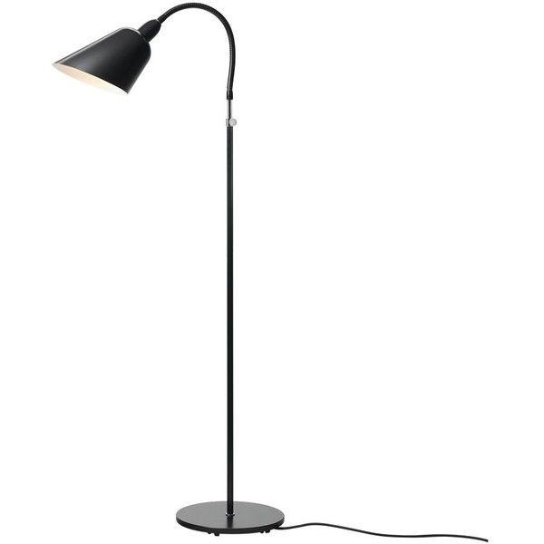 Tradition Bellevue Floor Lamp Aj2 Matt Black 2 930 Ils
