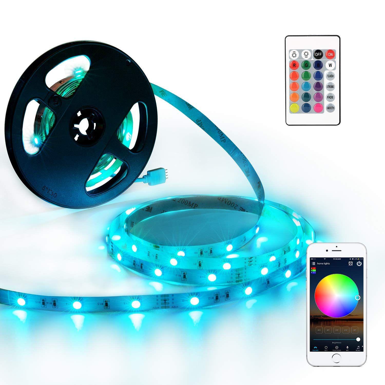 YIHONG LED Strip Lights Compatible with Alexa
