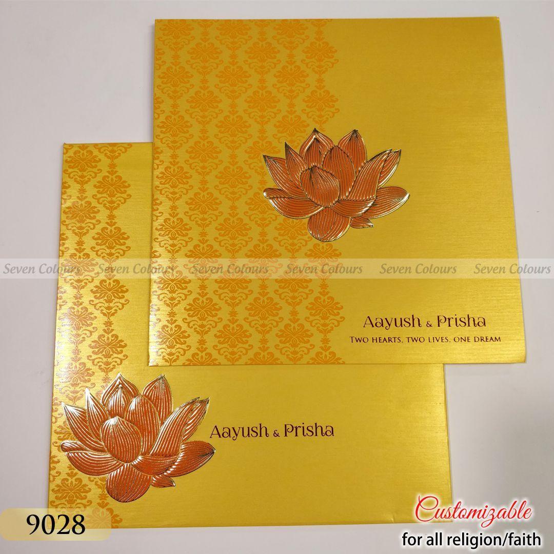 Buy Gujarati Wedding Cards & Invitations Online - 2018 Designs ...