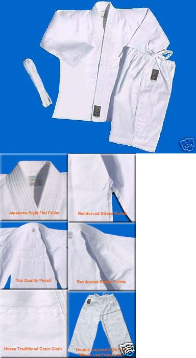 Other Combat Sport Clothing 73988 Brand New Single Weave Judo Gi