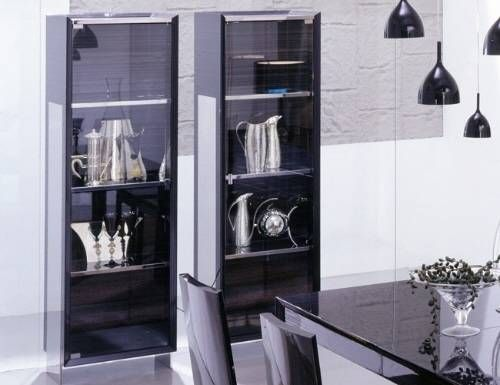 Builtin Or Glass Diningroom Cupboards Help To Keep Your Dining Stunning Dining Room Cupboard Design Review