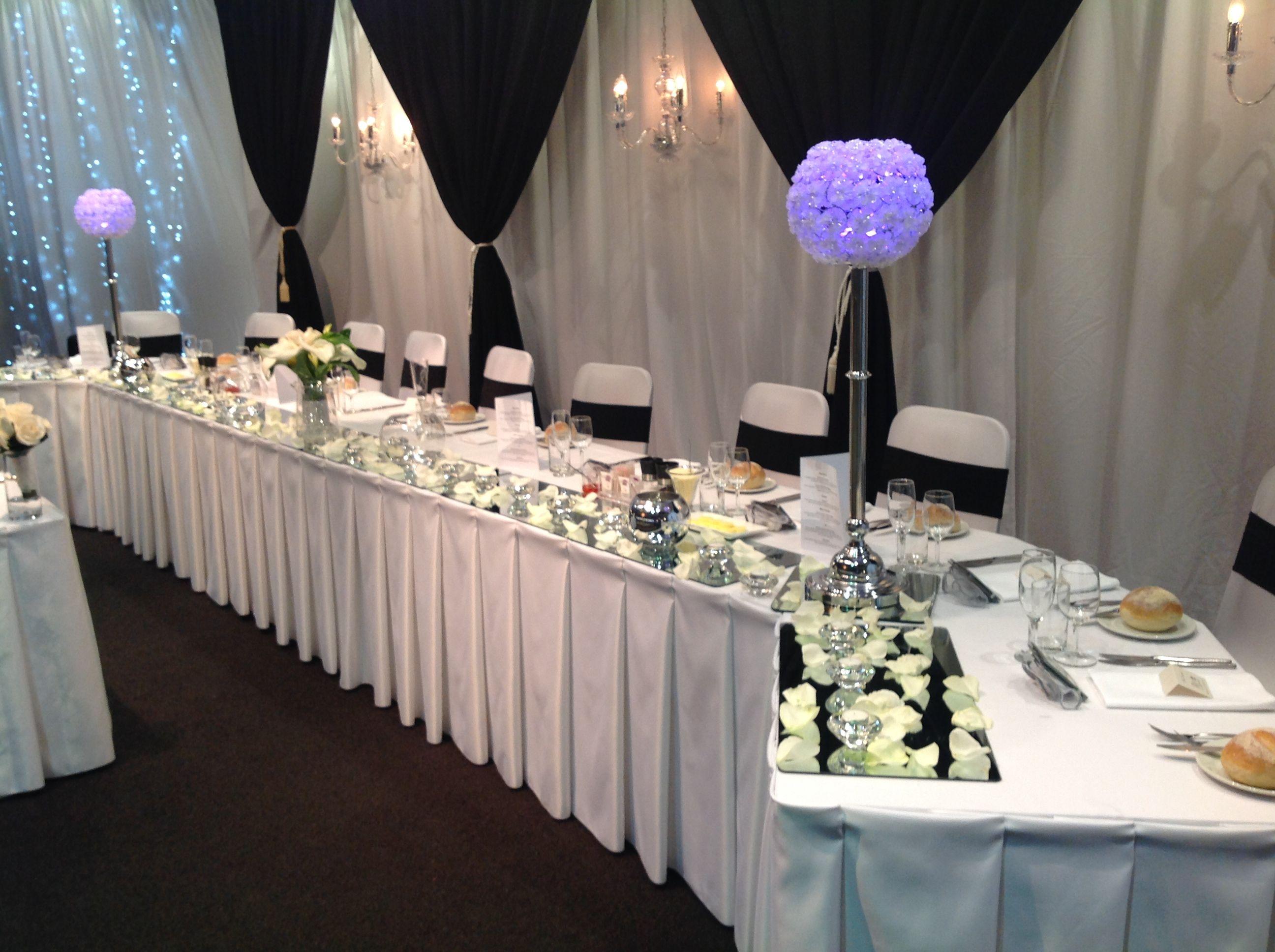 Bridal table decoration for adelaide wedding reception www bridal table decoration for adelaide wedding reception houseofthebride junglespirit Images