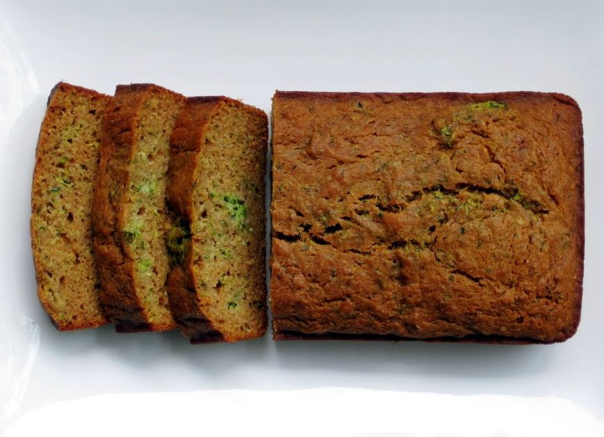 whole wheat zucchini bread with images  zucchini bread