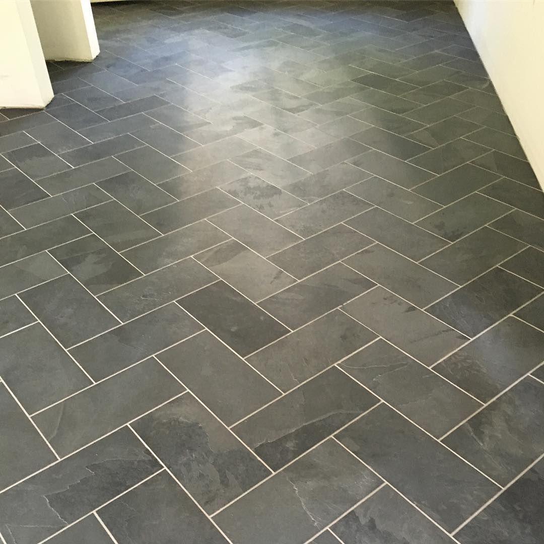 Tile Floor Herringbone Floors