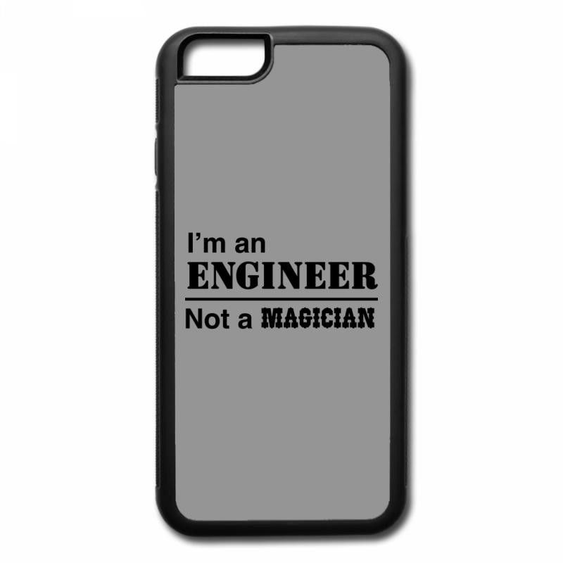 i'm an engineer not a magician iPhone 7 Plus Case