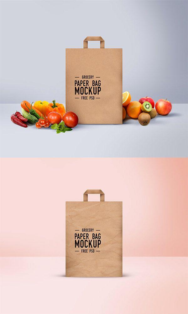 Download 22 Free Shopping Bag Mockups For Presentations Naldz Graphics Free Graphic Design Software Bag Mockup Templates Free Design