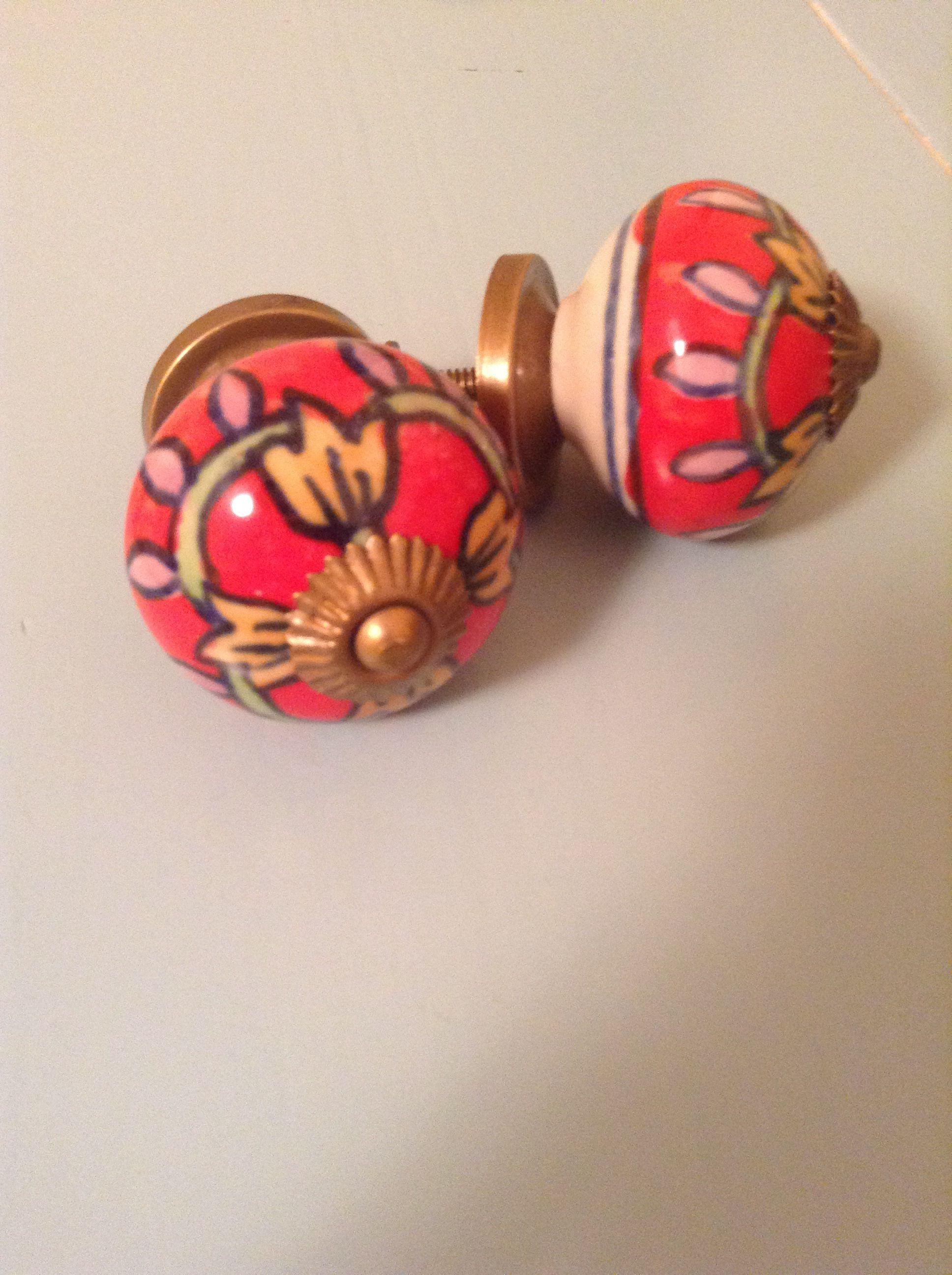 The cutest door knobs ever!