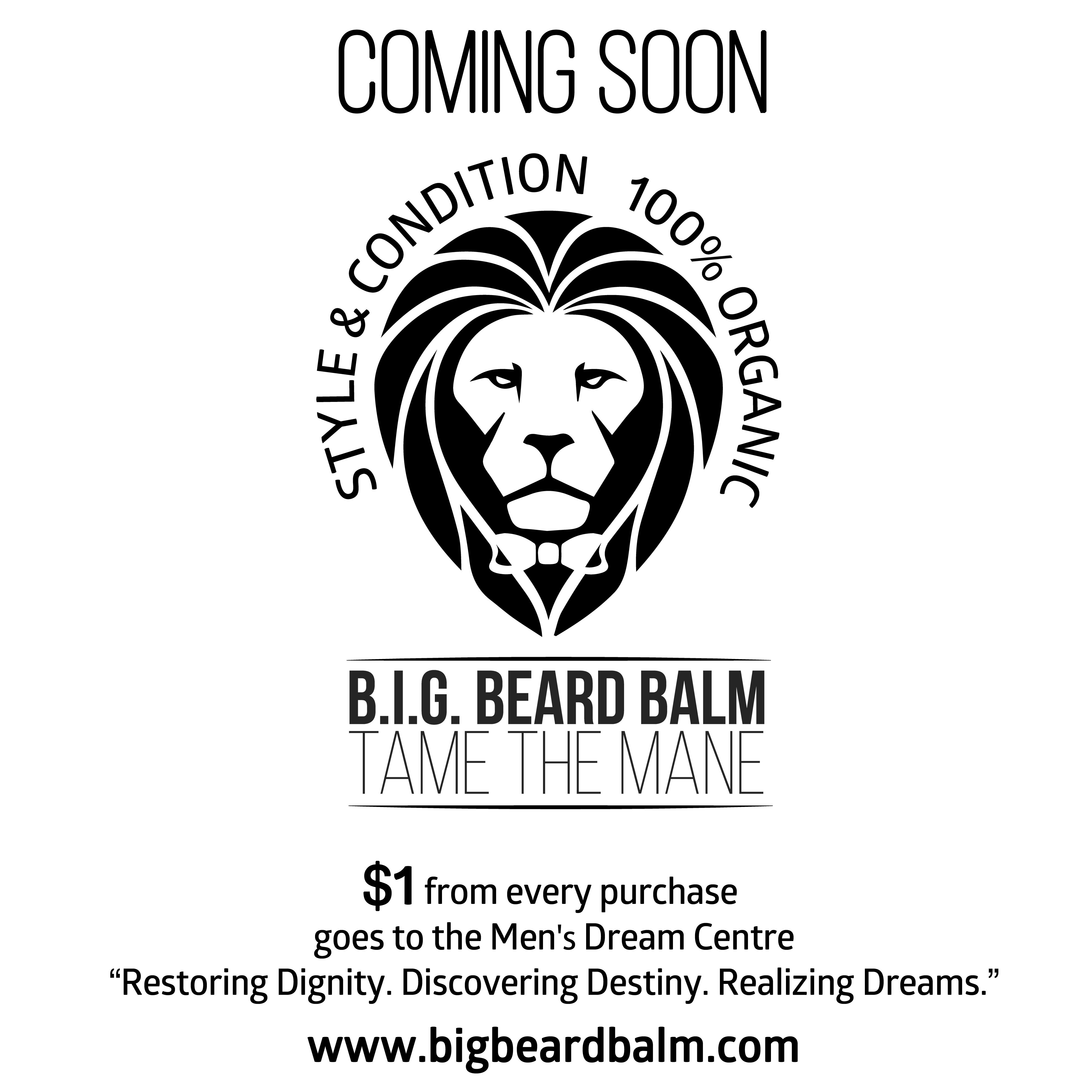 Beard Balm Designed for SCULPTING and CONDITIONING your beard