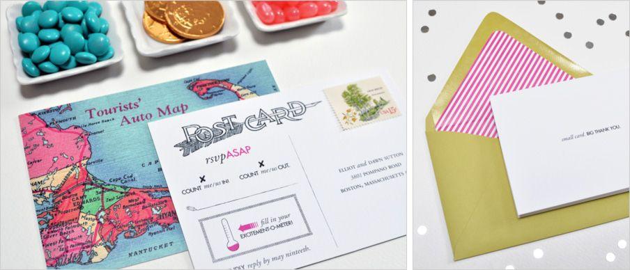 gallery of wedding invitations | coral pheasant | stationery + invitations + design
