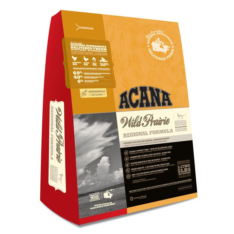 Acana Regionals Grain Free Dry Cat Food Grasslands 12 Oz