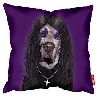 We Love Cushions Metal - Takkoda Pets Rock Cushion