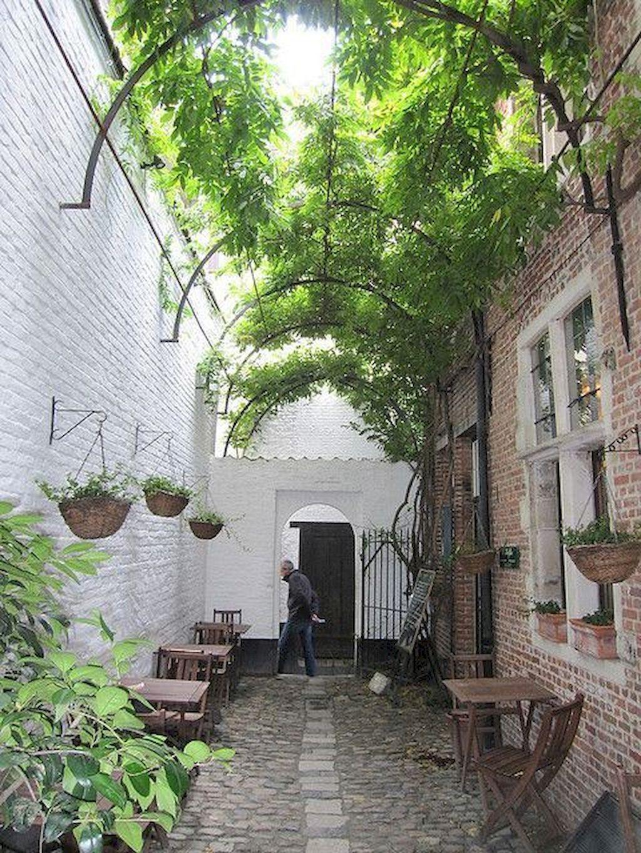 Best Side Yard Landscaping Ideas For Garden Decor ... on Side Yard Pergola Ideas id=51738