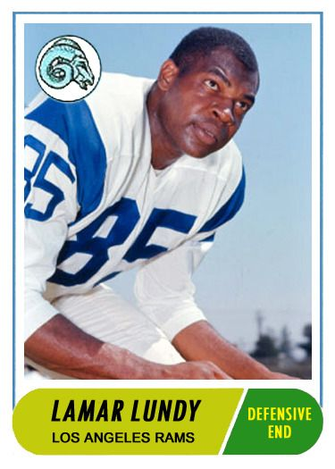 New Project - 1967 Football Cards w/1968 Topps Template nfl