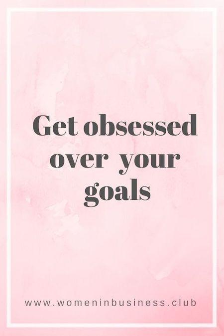 Goal setting ideas for 2021 | Women in Business