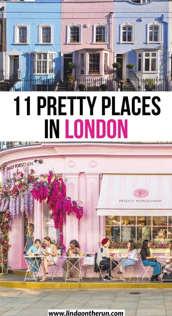 11 Beautiful Places in London You Should Not Miss - Linda On The Run