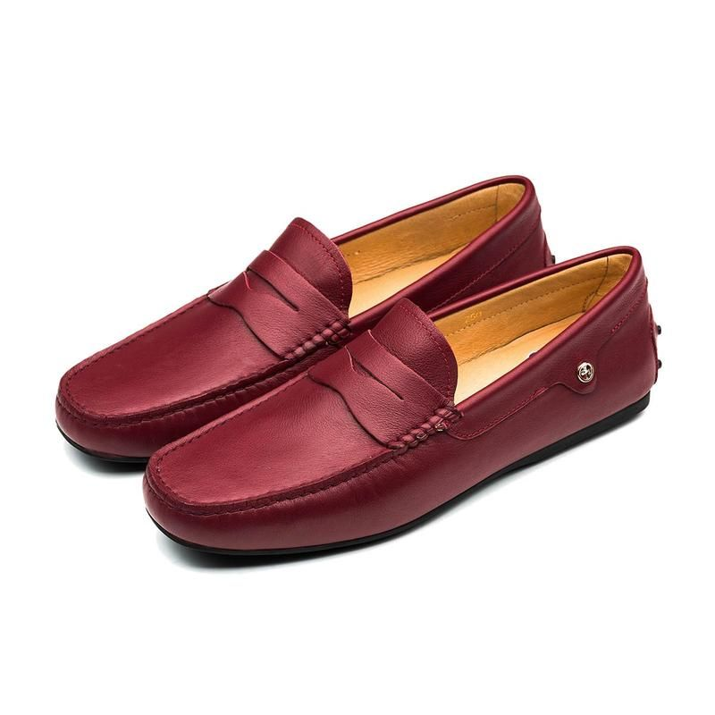 أحذية رجالية بدون كعب Dress Shoes Men Loafers Men Loafers