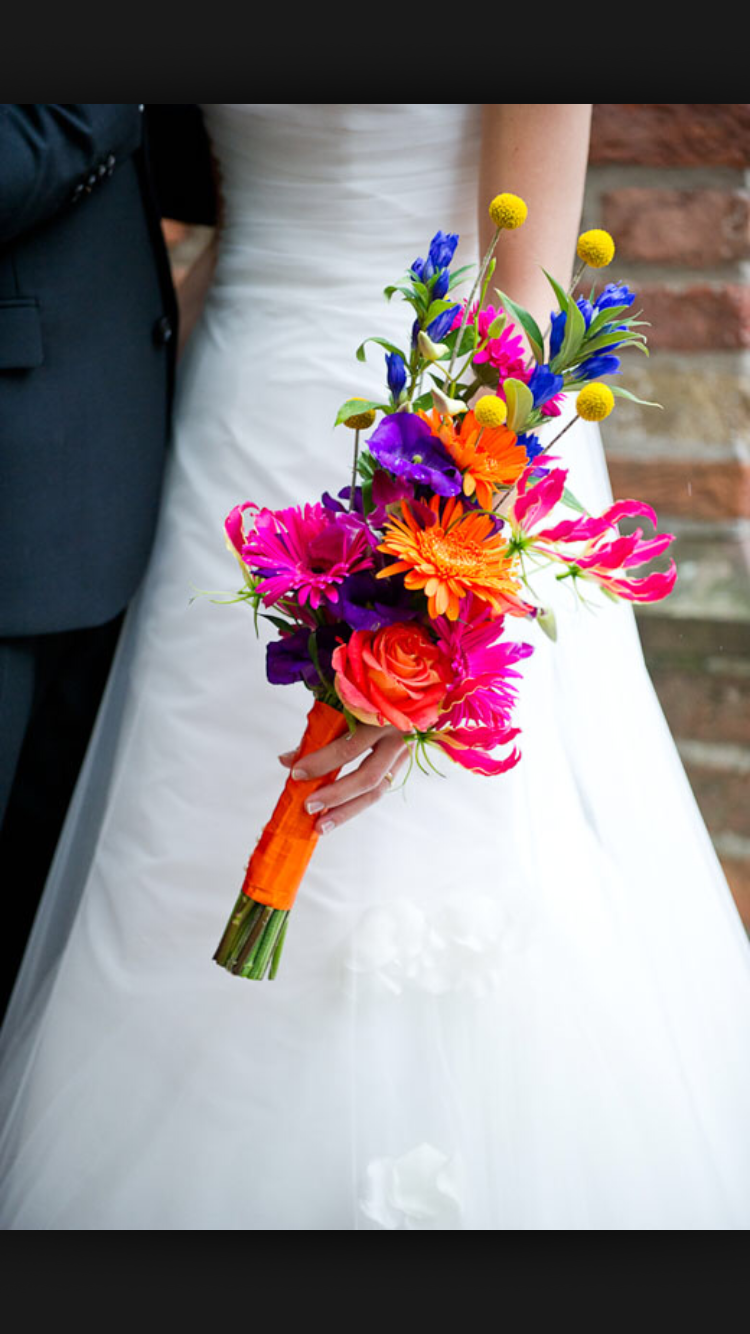 Unusual bouquets 76