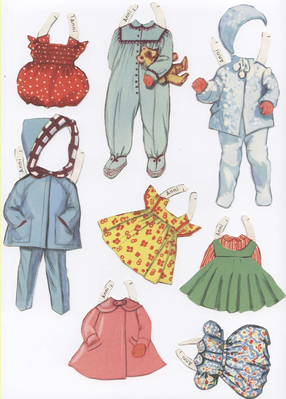 My old paperdolls - German* 1500 free paper dolls at Arielle Gabriel's The International Paper Doll Society and also free China and Japan paper dolls at The China Adventures of Arielle Gabriel *